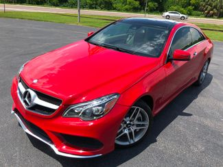 2014 Mercedes-Benz E 550 COUPE1WNERCARFAX CERT   Florida  Bayshore Automotive   in , Florida