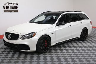 2014 Mercedes-Benz E 63 AMG BRABUS $175K+ INVESTED AWD 1 OF 1 CARBON FIBER | Denver, CO | Worldwide Vintage Autos in Denver CO