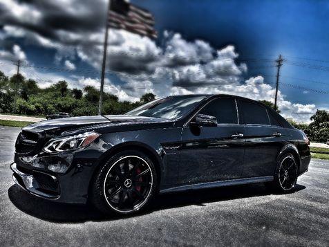 2014 Mercedes-Benz E 63s AMG S-Model CARBON FIBER 577HP in , Florida