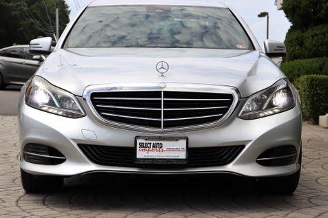 2014 Mercedes-Benz E-Class E350 4Matic Luxury PKG in Alexandria, VA