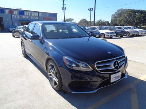 2014 Mercedes-Benz E-CLASS E350 4MATIC in Houston