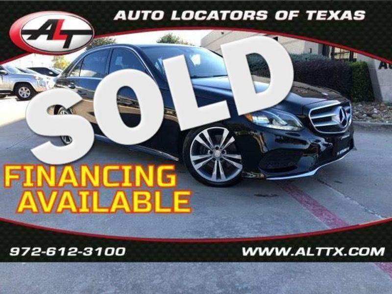 2014 Mercedes-Benz E Class E350 | Plano, TX | Consign My Vehicle in Plano TX