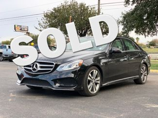 2014 Mercedes-Benz E-Class E350 Sedan in San Antonio, TX 78233