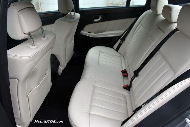 2014 Mercedes-Benz E-Class 4dr Sdn E350 Luxury 4MATIC Waterbury, Connecticut 23