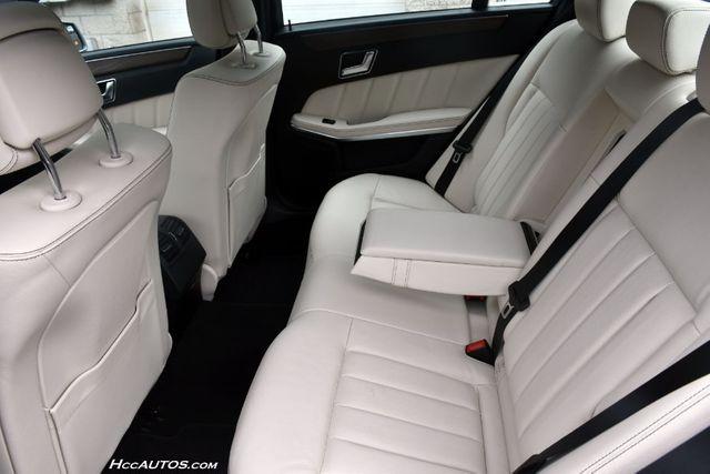 2014 Mercedes-Benz E-Class 4dr Sdn E350 Luxury 4MATIC Waterbury, Connecticut 24