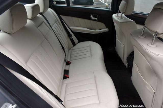2014 Mercedes-Benz E-Class 4dr Sdn E350 Luxury 4MATIC Waterbury, Connecticut 26