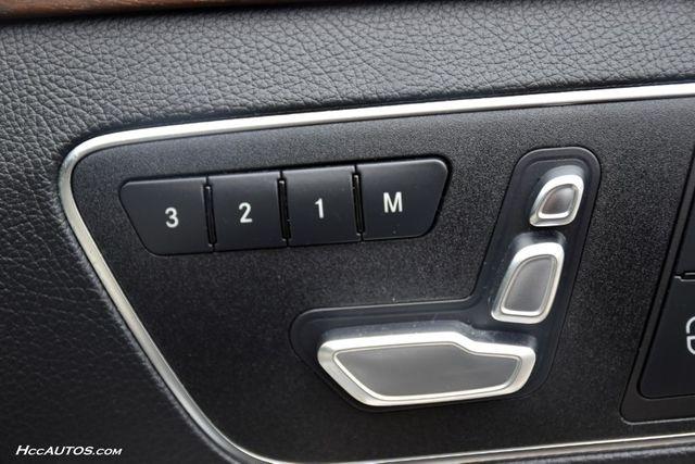 2014 Mercedes-Benz E-Class 4dr Sdn E350 Luxury 4MATIC Waterbury, Connecticut 29