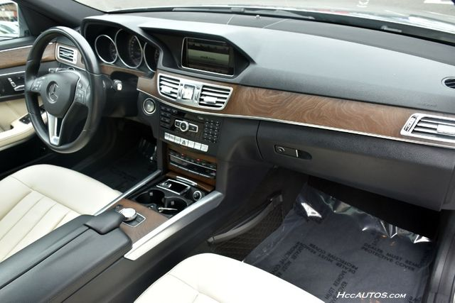 2014 Mercedes-Benz E-Class 4dr Sdn E350 Luxury 4MATIC Waterbury, Connecticut 30