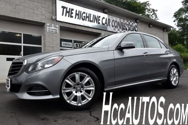 2014 Mercedes-Benz E-Class 4dr Sdn E350 Luxury 4MATIC Waterbury, Connecticut