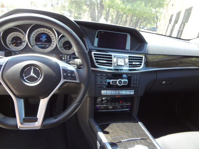 2014 Mercedes-Benz E350 Sport 4Matic Austin , Texas 16
