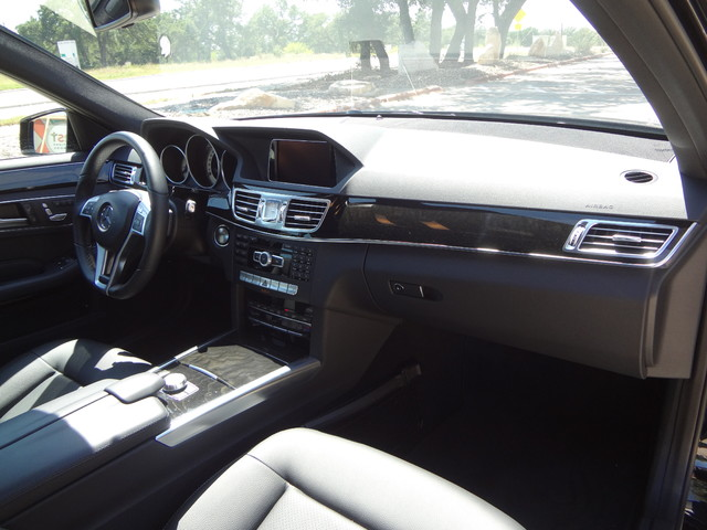 2014 Mercedes-Benz E350 Sport 4Matic Austin , Texas 22