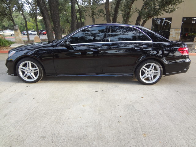 2014 Mercedes-Benz E350 Sport 4Matic Austin , Texas 3
