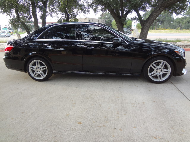 2014 Mercedes-Benz E350 Sport 4Matic Austin , Texas 8