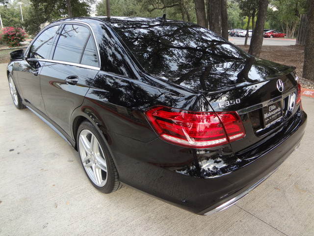 2014 Mercedes-Benz E350 Sport 4Matic Austin , Texas 5