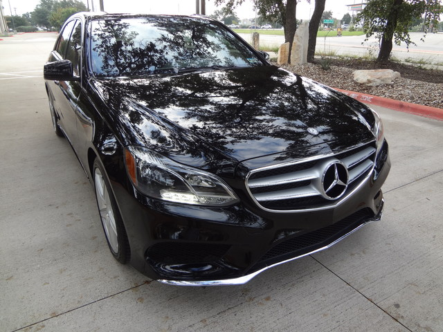 2014 Mercedes-Benz E350 Sport 4Matic Austin , Texas 10