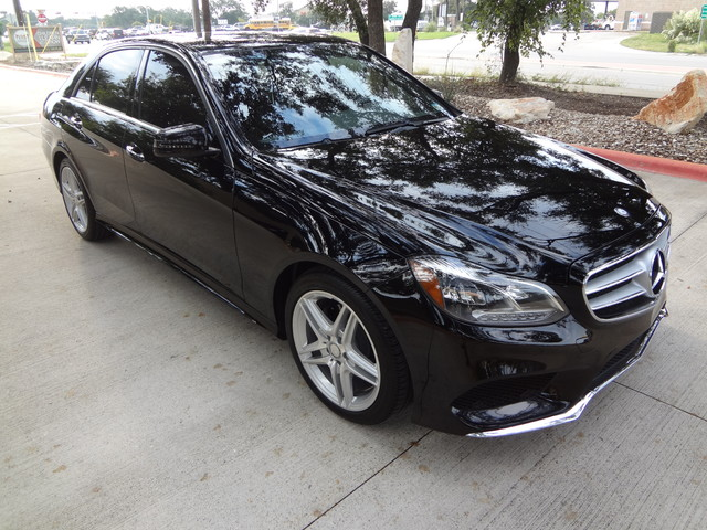 2014 Mercedes-Benz E350 Sport 4Matic Austin , Texas 9