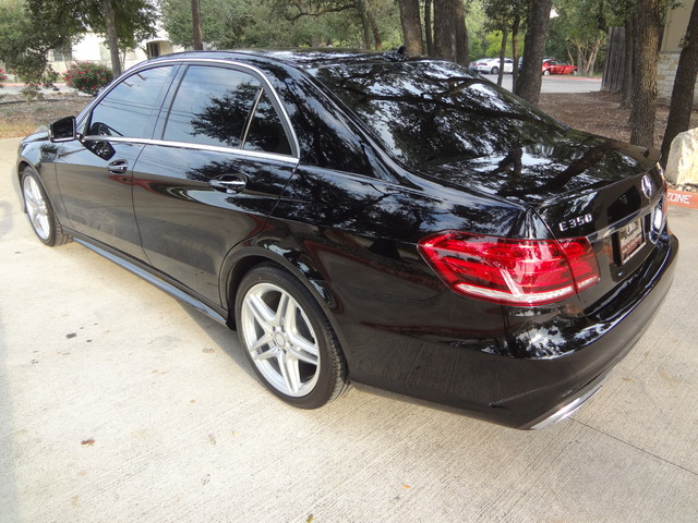 2014 Mercedes-Benz E350 Sport 4Matic Austin , Texas 4