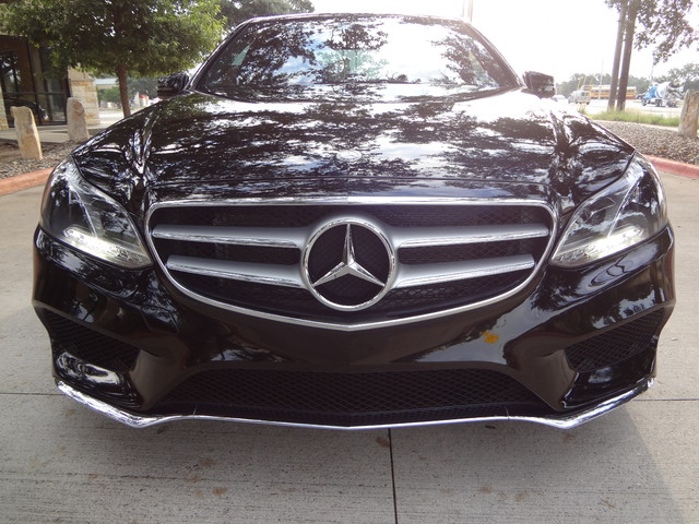 2014 Mercedes-Benz E350 Sport 4Matic Austin , Texas 2