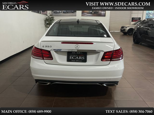 2014 Mercedes-Benz E350 Coupe in San Diego, CA 92126