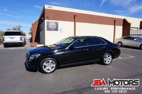 2014 Mercedes-Benz E350 E350 Luxury Package Sedan E Class 350 ~ $61k MSRP | MESA, AZ | JBA MOTORS in MESA, AZ