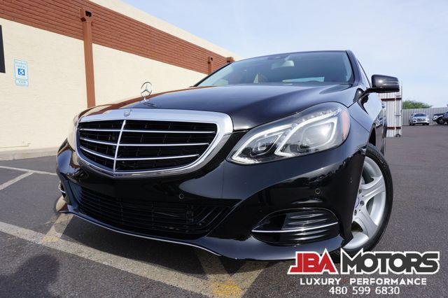 2014 Mercedes-Benz E350 E350 Luxury Package Sedan E Class 350 ~ $61k MSRP | MESA, AZ | JBA MOTORS in Mesa AZ