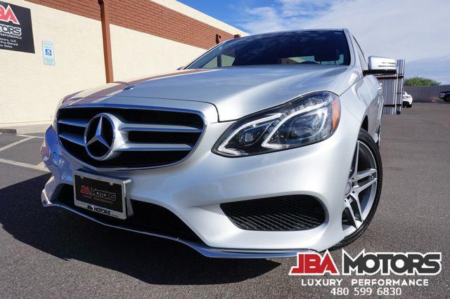 2014 Mercedes-Benz E350 Sport Package E Class 350 4Matic AWD Sedan | MESA, AZ | JBA MOTORS in Mesa AZ