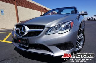 2014 Mercedes-Benz E350 Sport Pkg E Class 350 Convertible ~ 28k LOW MILES! | MESA, AZ | JBA MOTORS in Mesa AZ
