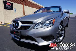 2014 Mercedes-Benz E350 E Class 350 Convertible ~ $66k MSRP 28k LOW MILES!   MESA, AZ   JBA MOTORS in Mesa AZ