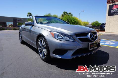 2014 Mercedes-Benz E350 E Class 350 Convertible ~ $66k MSRP 28k LOW MILES! | MESA, AZ | JBA MOTORS in MESA, AZ
