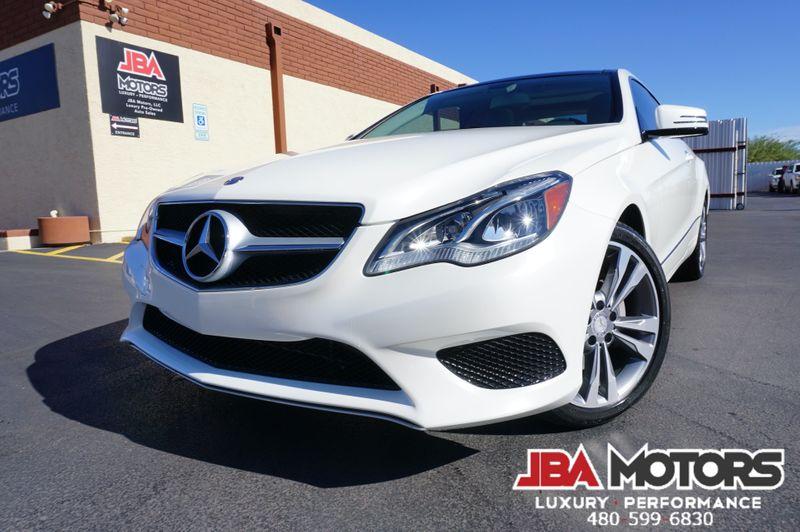 2014 Mercedes-Benz E350 Coupe E Class 350 - ONLY 26k LOW MILES - AZ Car! | MESA, AZ | JBA MOTORS in MESA AZ