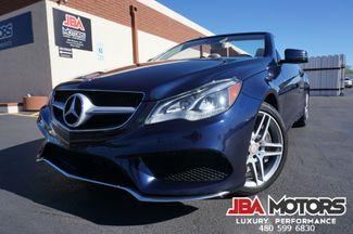 2014 Mercedes-Benz E550 E Class 550 Convertible Cabriolet AMG Sport Pkg | MESA, AZ | JBA MOTORS in Mesa AZ