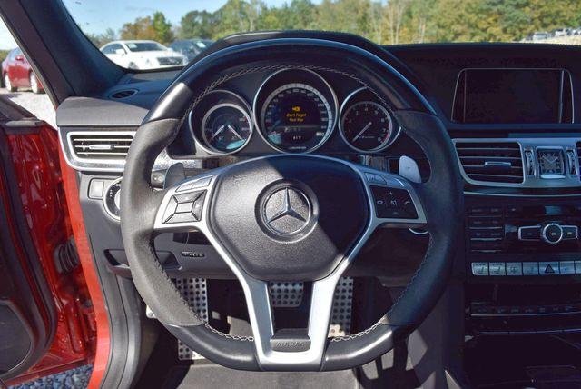 2014 Mercedes-Benz E63 AMG S-Model Naugatuck, Connecticut 20