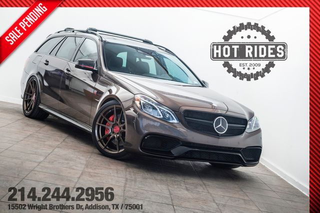2014 Mercedes-Benz E63 S AMG Wagon Renntech R1 Package w/ Many Upgrades in Addison, TX 75001