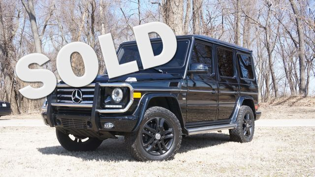 2014 Mercedes-Benz G 550 Valley Park, Missouri 0