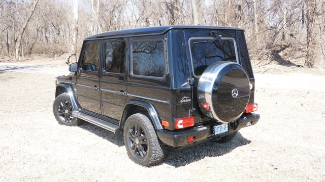 2014 Mercedes-Benz G 550 Valley Park, Missouri 4