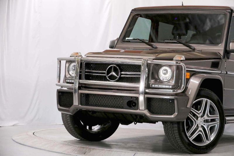 2014 Mercedes-Benz G 63 AMG - PA6 PACKAGE - DESIGNO    city California  MDK International  in Los Angeles, California