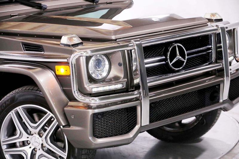 2014 Mercedes-Benz G 63 AMG - PA6 PACKAGE - DESIGNO    city California  MDK International  in Los Angeles, California