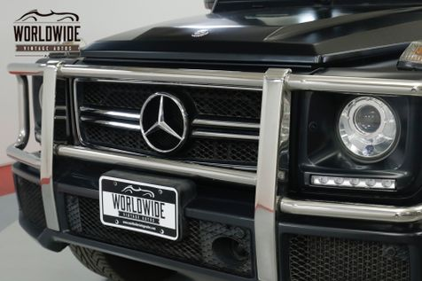 2014 Mercedes-Benz G63 EXTREMELY LOW MILES. RARE COLOR. OPTIONS! CARFAX! | Denver, CO | Worldwide Vintage Autos in Denver, CO