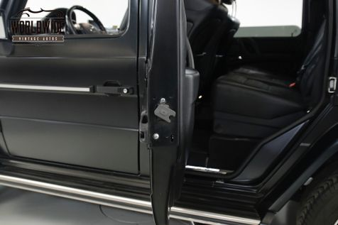2014 Mercedes-Benz G63 SUPER LOW MILES RARE MATTE BLACK EXTERIOR  | Denver, CO | Worldwide Vintage Autos in Denver, CO