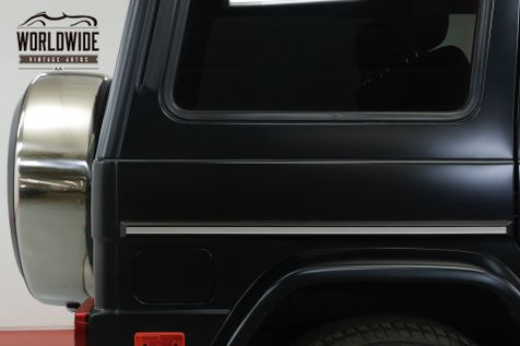 2014 Mercedes-Benz G 63 SUPER LOW MILES RARE MATTE BLACK EXTERIOR  | Denver, CO | Worldwide Vintage Autos in Denver, CO