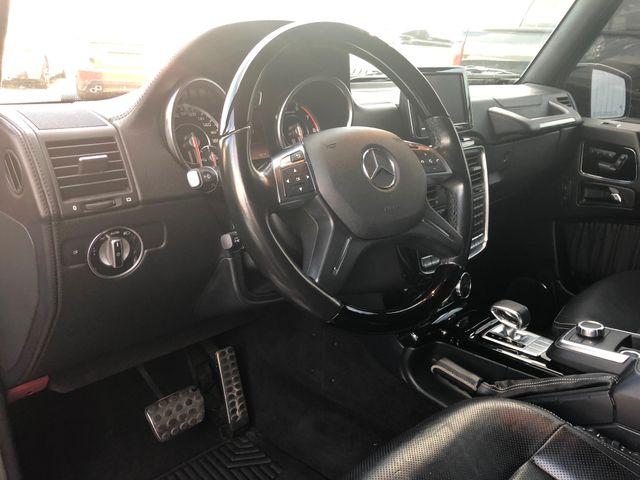 2014 Mercedes-Benz G 63 AMG Houston, Texas 8