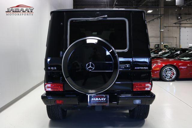2014 Mercedes-Benz G 63 AMG Merrillville, Indiana 3