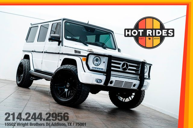 2014 Mercedes-Benz G550 With Many Upgrades