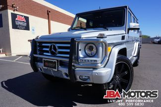 2014 Mercedes-Benz G550 G Wagon G Class 550 SUV ~ ONLY 12K LOW MILES!! | MESA, AZ | JBA MOTORS in Mesa AZ