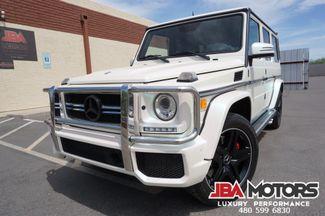 2014 Mercedes-Benz G63 AMG G Class 63 G Wagon Bi-Turbo V8 | MESA, AZ | JBA MOTORS in Mesa AZ