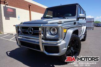 2014 Mercedes-Benz G63 G63 AMG G Class 63 G Wagon Bi-Turbo V8 Designo Pkg | MESA, AZ | JBA MOTORS in Mesa AZ