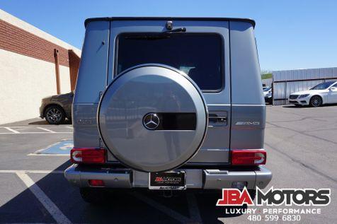 2014 Mercedes-Benz G63 G63 AMG G Class 63 G Wagon Bi-Turbo V8 Designo Pkg   MESA, AZ   JBA MOTORS in MESA, AZ