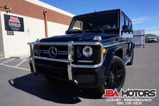 2014 Mercedes-Benz G63 G63 AMG G Class 63 G Wagon Diamond Stitched | MESA, AZ | JBA MOTORS in Mesa AZ