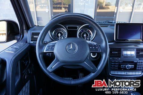 2014 Mercedes-Benz G63 G63 AMG G Class 63 G Wagon Diamond Stitched | MESA, AZ | JBA MOTORS in MESA, AZ