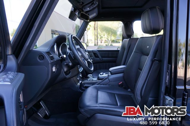 2014 Mercedes-Benz G63 AMG G Class 63 G Wagon ~ ONLY 31k LOW MILES in Mesa, AZ 85202